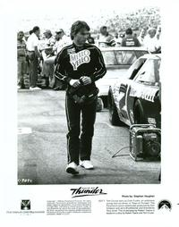 Days of Thunder - 8 x 10 B&W Photo #18