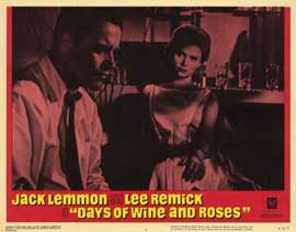Days of Wine and Roses - 11 x 14 Movie Poster - Style A