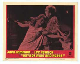Days of Wine and Roses - 11 x 14 Movie Poster - Style C