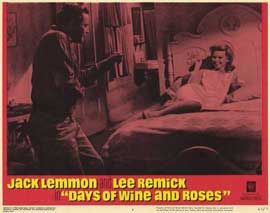 Days of Wine and Roses - 11 x 14 Movie Poster - Style D