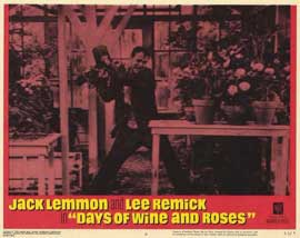 Days of Wine and Roses - 11 x 14 Movie Poster - Style H