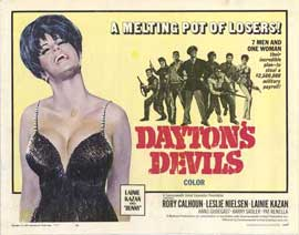 Dayton's Devils - 11 x 14 Movie Poster - Style A