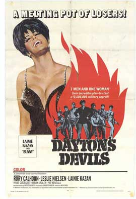 Dayton's Devils - 27 x 40 Movie Poster - Style A