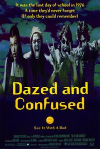 Dazed and Confused - 11 x 17 Movie Poster - Style C