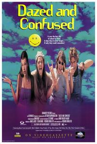 Dazed and Confused - 27 x 40 Movie Poster - Style B