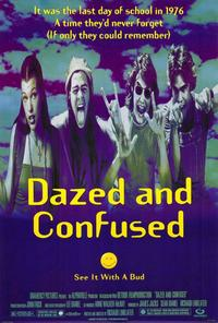 Dazed and Confused - 27 x 40 Movie Poster - Style C