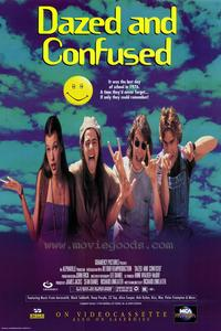 Dazed and Confused - 43 x 62 Movie Poster - Bus Shelter Style B