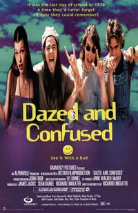 Dazed and Confused - 24 x 36 Movie Poster - Style A