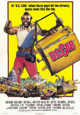 D.C. Cab - 11 x 17 Movie Poster - Style A