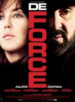 De force - 11 x 17 Movie Poster - French Style A