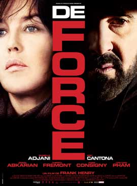 De force - 27 x 40 Movie Poster - French Style A