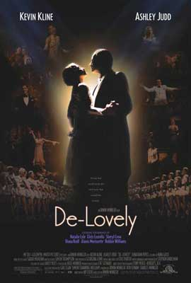 De-Lovely - 11 x 17 Movie Poster - Style A