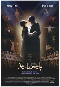 De-Lovely - 43 x 62 Movie Poster - Bus Shelter Style A