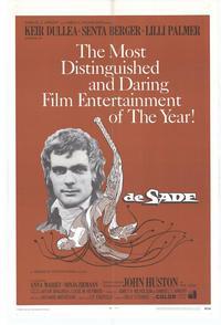 De Sade - 27 x 40 Movie Poster - Style A
