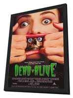 Dead Alive - 27 x 40 Movie Poster - Style A - in Deluxe Wood Frame