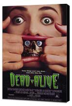 Dead Alive - 11 x 17 Movie Poster - Style A - Museum Wrapped Canvas