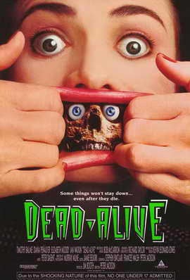 Dead Alive - 27 x 40 Movie Poster - Style A