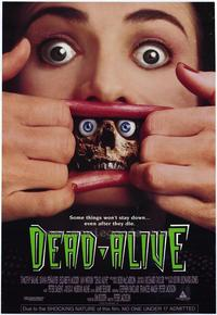 Dead Alive - 43 x 62 Movie Poster - Bus Shelter Style A