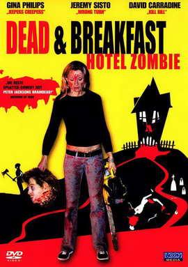 Dead & Breakfast - 27 x 40 Movie Poster - German Style A