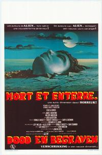 Dead and Buried - 11 x 17 Movie Poster - Belgian Style A