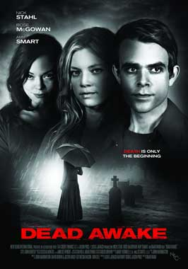 Dead Awake - 11 x 17 Movie Poster - Style B