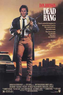 Dead Bang - 11 x 17 Movie Poster - Style A