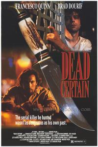 Dead Certain - 27 x 40 Movie Poster - Style A