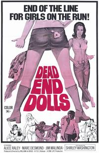 Dead End Dolls - 11 x 17 Movie Poster - Style A