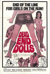 Dead End Dolls - 27 x 40 Movie Poster - Style A