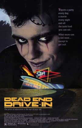 Dead End Drive-in - 11 x 17 Movie Poster - Style A
