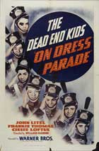 Dead End Kids at Military School - 27 x 40 Movie Poster - Style A
