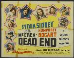 Dead End - 27 x 40 Movie Poster - Style B