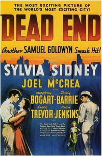 Dead End - 11 x 17 Movie Poster - Style A