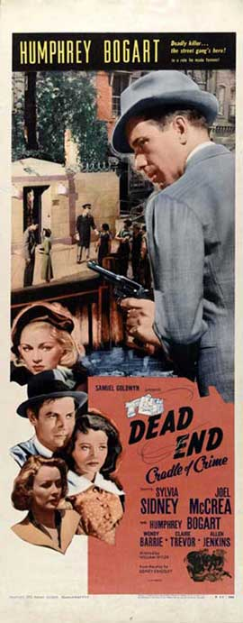 Dead End - 14 x 36 Movie Poster - Insert Style A