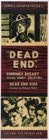 Dead End - 14 x 36 Movie Poster - Insert Style B