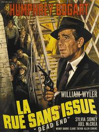 Dead End - 43 x 62 Movie Poster - French Style A