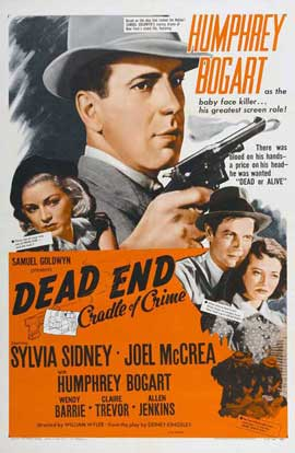 Dead End - 27 x 40 Movie Poster - Style C
