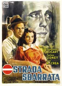 Dead End - 27 x 40 Movie Poster - Italian Style A