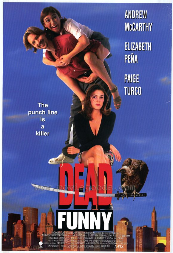 dead funny movie posters from movie poster shop