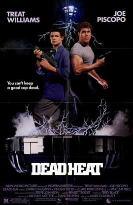Dead Heat - 11 x 17 Movie Poster - Style A