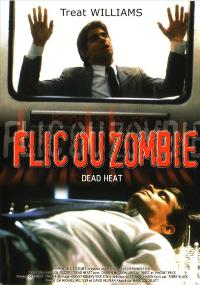 Dead Heat - 11 x 17 Movie Poster - French Style A