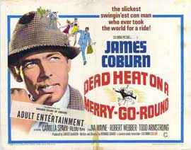 Dead Heat on a Merry-Go-Round - 11 x 14 Movie Poster - Style A