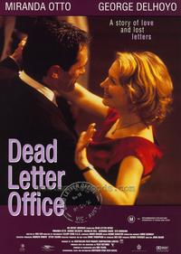 Dead Letter Office - 27 x 40 Movie Poster - Style A