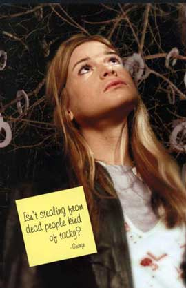 Dead Like Me - 11 x 17 TV Poster - Style C