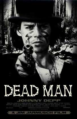 Dead Man - 11 x 17 Movie Poster - Style A