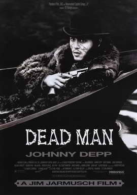 Dead Man - 11 x 17 Movie Poster - Style B