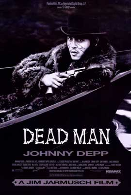 Dead Man - 27 x 40 Movie Poster - Style B