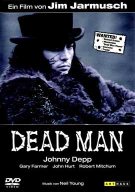Dead Man - 27 x 40 Movie Poster - Style C