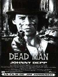 Dead Man - 27 x 40 Movie Poster - French Style A
