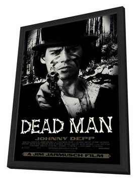 Dead Man - 11 x 17 Movie Poster - Style A - in Deluxe Wood Frame